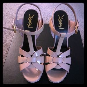 YSL Tribute Sandals Brand New 100% Authentic